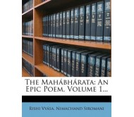 The Mahabharata: An Epic Poem, Volume 1...  (Hindi, Paperback, Nimachand Siromani, Rishi Vyasa)