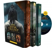Shiva Trilogy with DVD  (English, Boxed Set, Amish Tripathi)
