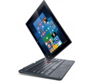 iBall Atom Quad Core - (2 GB/32 GB EMMC Storage/Windows 10 Home) WQ191C 2 in 1 Laptop  (10.1 inch, Metallic SIlver)