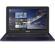 Asus EeeBook Celeron Dual Core - (2 GB/500 GB HDD/Windows 10 Home) 90NL0052-M02630 E202SA-FD0003T Netbook  (11.6 inch, Dark Blue, 1.25 kg)