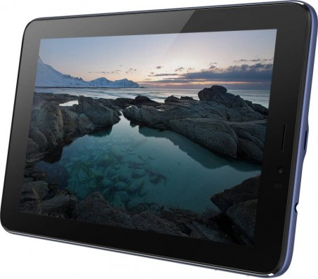 Micromax Canvas Tab P701 8 GB 7 inch with Wi-Fi+4G  (Blue)