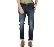 John Players Skinny Men's Dark Blue Jeans