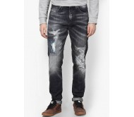 Jack & Jones Slim Men's Grey Jeans
