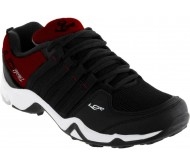 Lancer Running Shoes  (Black, Maroon)