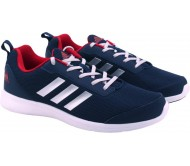 Adidas Running Shoes  (Blue)