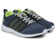 Adidas ADISPREE M Running Shoes  (Green, Navy, Silver)