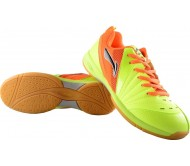 Li-Ning RAID Badminton Shoes  (Green)
