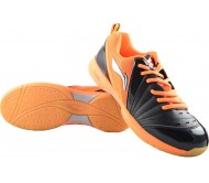 Li-Ning RAID Badminton Shoes  (Orange)