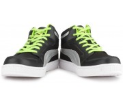 uma Rebound Mid Lite DP Men High Ankle Sneakers  (Black)