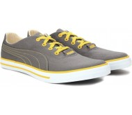 Puma Men Sneakers  (Grey)
