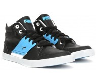 Puma El Ace 2 Mid PN II DP Mid Ankle Sneakers  (Black)