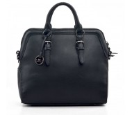 Diana Korr Hand-held Bag  (Black)