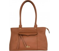 Lavie Hand-held Bag  (Tan)