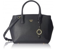 Cathy London Hand-held Bag  (Black)