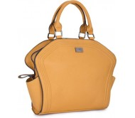 Allen Solly Hand-held Bag  (Yellow)