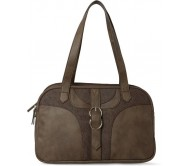 Baggit Shoulder Bag  (Brown)