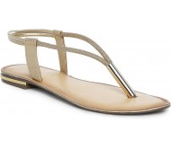 Catwalk Women GOLD Flats