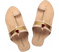 eKolhapuri Men Tan Sandals