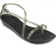 Crocs Women Black::Black Flats