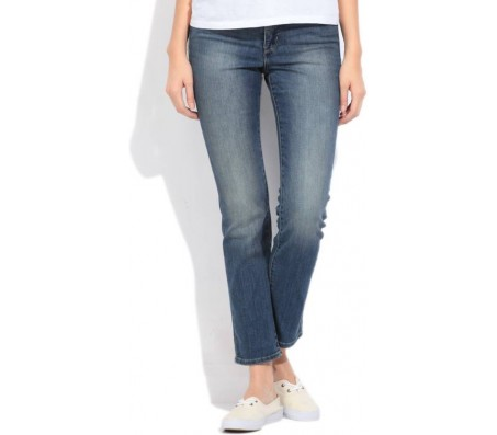 Levi's Slim Women's Blue Jeans